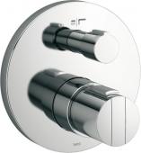 Ideal Standard Melange - Façade pour mitigeur thermostatique bain avec inverseur chrome