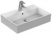 Ideal Standard Strada - Vasque à poser pour meuble 600x420 blanc avec IdealPlus