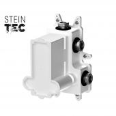 Steinberg - Unterputzkörper für Thermostat schwarz