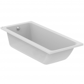 Ideal Standard Connect Air - Körperform-Badewanne 1700 x 700 x 475 mm weiß
