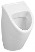 Villeroy & Boch O.novo - Absaug-Urinal 290 x 500 x 245 mm ohne Deckel mit CeramicPlus weiß