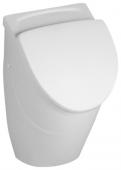 Villeroy & Boch O.novo - Absaug-Urinal 290 x 495 x245 mm für Deckel mit CeramicPlus weiß