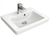 Villeroy & Boch Subway 2.0 - Lave-mains pour meuble 500x400 blanc sans CeramicPlus