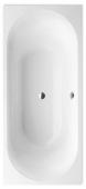 Villeroy & Boch Cetus - Baignoire 1800 x 800mm blanc alpin