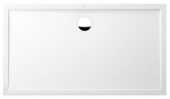 Villeroy & Boch Futurion Flat - Receveur de douche rectangulaire 1800x900 star white sans antidérapant