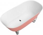 Villeroy & Boch Antheus - Badewanne freistehend Colour on Demand 1550 x 750 mm weiß alpin
