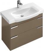 Villeroy & Boch Sentique - Waschtischunterschrank 750 x 550 mm ulme impresso