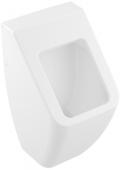 Villeroy & Boch Venticello - Absaug-Urinal 285 x 545 x 315 mm stone white mit CeramicPlus