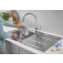 Grohe Concetto - Set aus Spüle und Küchenarmatur environmental