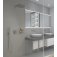 Grohe Grohtherm SmartControl - Duschsystem Rainshower 310 Smart Active mit Thermostatarmatur chrom Environmental 5