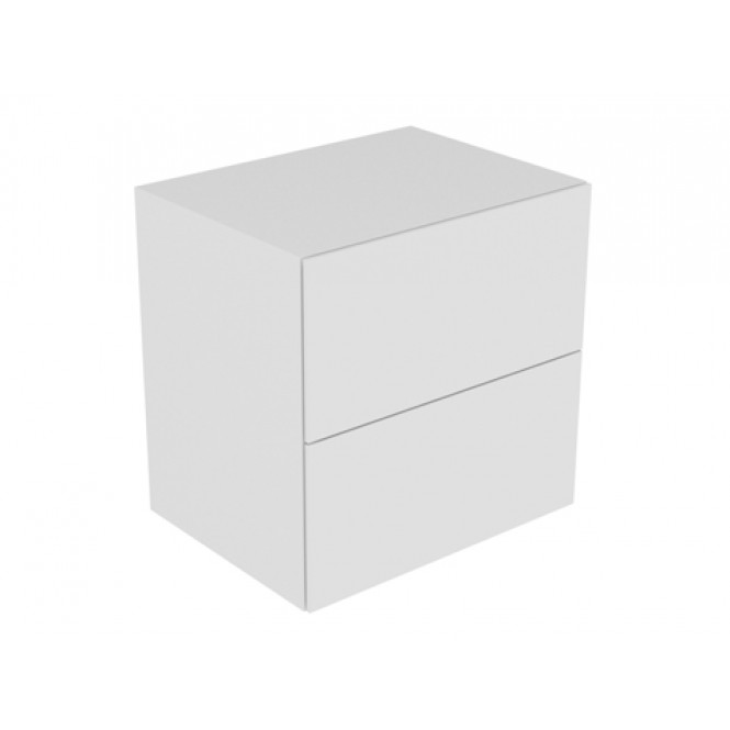 Keuco Edition 11 - Sideboard 700 mm mit LED-Innenbeleuchtung weiß