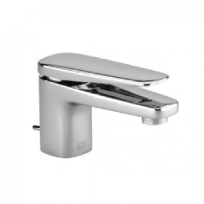 Dornbracht Gentle - Einhebel-Waschtischarmatur XS-Size mit Zugstangen-Ablaufgarnitur chrom