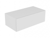 Keuco Edition 11 - Sideboard 1050 mm mit LED-Innenbeleuchtung trüffel