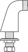 Ideal Standard - Standbogenanschluss 2 Stück