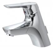 Ideal Standard CeraMix Blue - Einhebel-Waschtischarmatur LIFT mit Ablaufgarnitur chrom