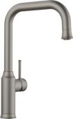 Blanco Livia-S - Küchenarmatur metallische Oberfläche Hochdruck mangan