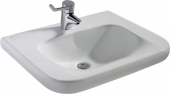 Ideal Standard Contour - Waschtisch 600x555 weiß ohne Beschichtung
