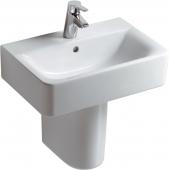 Ideal Standard Connect - Waschtisch 550x375 weiß with IdealPlus