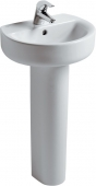 Ideal Standard Connect - Handwaschbecken 450x360 weiß with IdealPlus