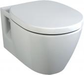 Ideal Standard Connect - Wand-Flachspül-WC mit Spülrand weiß ohne IdealPlus