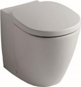 Ideal Standard Connect - Stand-Tiefspül-WC mit Spülrand weiß ohne IdealPlus