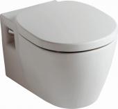 Ideal Standard Connect - Wand-Tiefspül-WC mit Spülrand weiß with IdealPlus