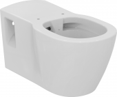 Ideal Standard Connect Freedom - Wand-Tiefspül-WCohne Spülrand 360 x 700 x 385 mm weiß IdealPlus