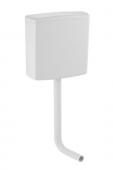 Geberit - Aufputz-Spülkasten AP140 mit 2-Mengen-Spülung weiß
