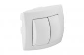 Geberit - Handdrücker für 2-Mengen-Spülung zu WC-Steuerung weiß