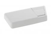 Geberit - Spülkastendeckel weiß alpin zu Aufputz-Spülkasten AP130