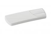 Geberit - Spülkastendeckel manhattan zu Aufputz-Spülkasten AP140 mit Tasten