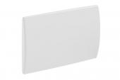Geberit Artline - Abdeckplatte Kappa weiß