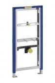 Geberit Duofix - Montageelement für Urinal 1120 - 1300 mm universal für Aufputz-Druckspüler