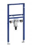 Geberit Duofix - Montageelement für Waschtisch 1120 mm Standarmatur mit Unterputz-Sifon