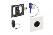 Geberit Sigma01 - Urinalsteuerung mit elektronischer Spülauslösung Batteriebetrieb glanzverchromt