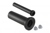 Geberit - PE Anschlussgarnitur für Wand-WC 300 mm