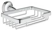 Grohe Essentials Authentic - Ablagekorb klein chrom