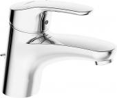 HANSA HansaMix - Einhebel-Waschtischarmatur XS-Size mit Zugstangen-Ablaufgarnitur chrom