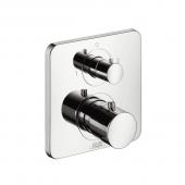 Hansgrohe Axor Citterio M - Thermostat Unterputz mit Ab- und Umstellventil