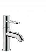 Hansgrohe Axor Uno - Waschtischmischer 70 Bügelgriff ohne Ablaufgarnitur brushed nickel