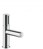 Hansgrohe Axor Uno Select - Waschtischmischer 80 ohne Ablaufgarnitur brushed nickel