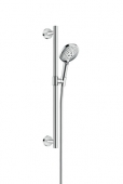 Hansgrohe Raindance Select S - Brausenset 120 Unica Comfort 650 mm chrom