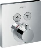 Hansgrohe Select - Thermostat Unterputz Shower