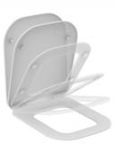 Ideal Standard Tonic II - WC-Sitz mit Absenkautomatik soft-close weiß