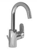 Ideal Standard VITO - Einhebel-Waschtischarmatur mit Ablaufgarnitur mit Zugstangen-Ablaufgarnitur chrom