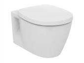 Ideal Standard Connect - Wand-Tiefspül-WC ohne Spülrand weiß with IdealPlus