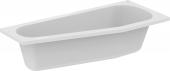 Ideal Standard Hotline Neu - Raumspar-Badewanne 1600 x 700 mm