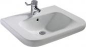 Ideal Standard Contour - Waschtisch 600x550 weiß ohne Beschichtung