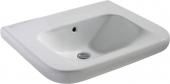 Ideal Standard Contour - Waschtisch 600x550 weiß with IdealPlus