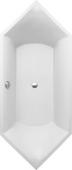 Villeroy & Boch Squaro - Badewanne Rechteck 1900 x 800 mm weiß alpin